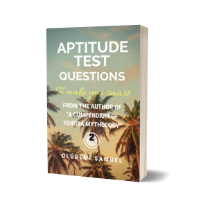Aptitude Test (to make you smarter) Vol. 2