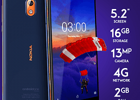 Nokia 3.1 billings stores