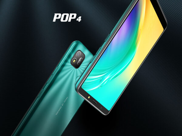 Tecno Pop 4 - Billings
